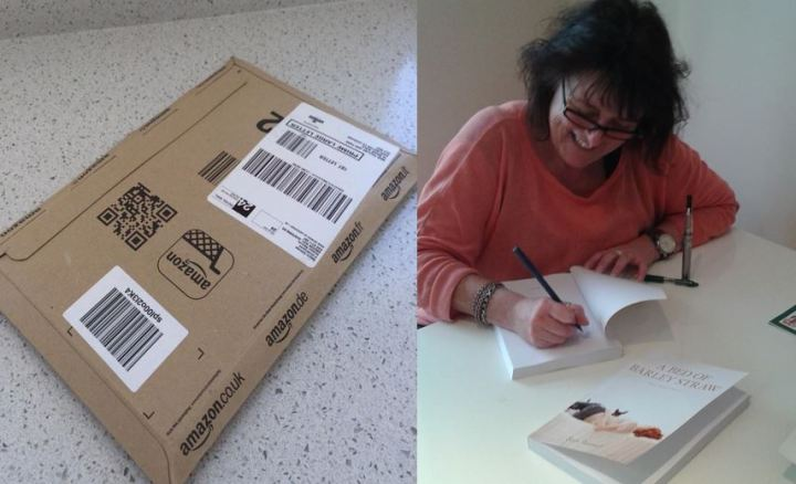 Your book is on Amazon! – Woolly launches and real booksales