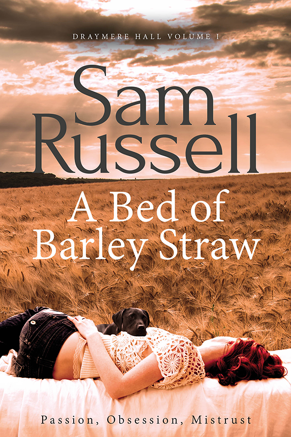 FREE on KINDLE This Weekend – A Bed of Barley Straw