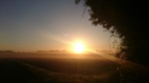 Sunrise Oct 15