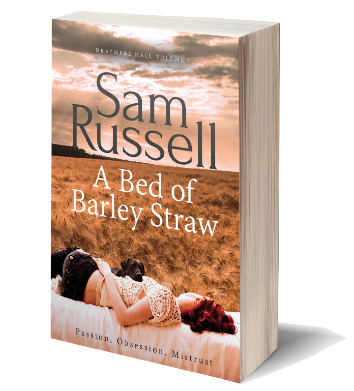 A Bed of Barley Straw – time limited giveaway